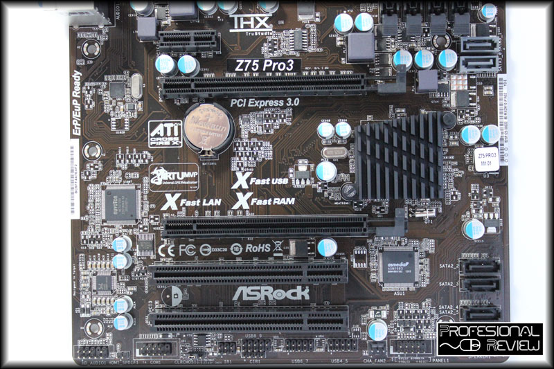 Asrock Z75 Pro3 THX TruStudio Drivers Mac