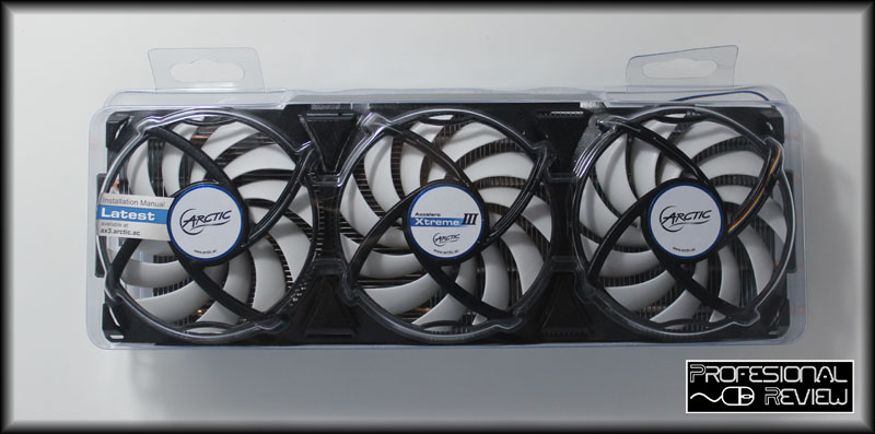 Review: Arctic Cooling Accelero Extreme III