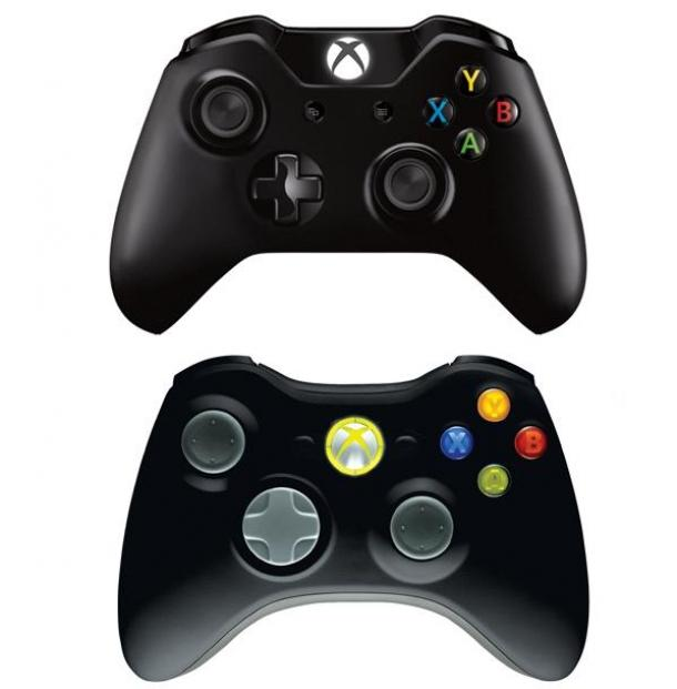 comparativa-mandos-xbox-one-vs-xbox-360