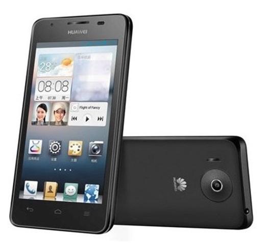 Activa o desactiva el GPS - Huawei Ascend G510