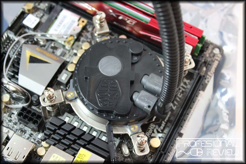 Photo of Review: Cooler Master Seidon 240M