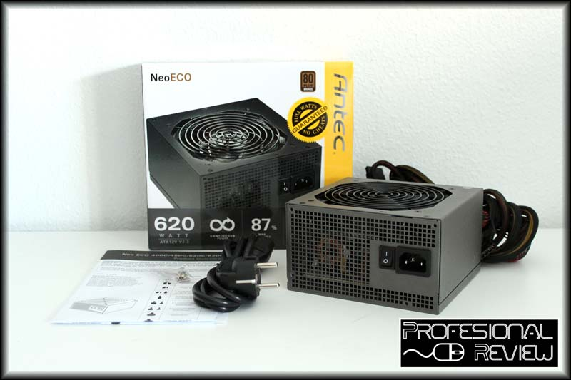 Photo of Review: Antec NeoECO 620C