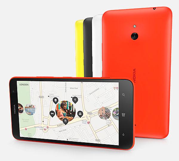 Photo of Nokia Lumia 1320: características técnicas, precio y disponibilidad
