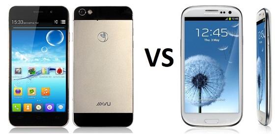 Jiayu G5 VS S3