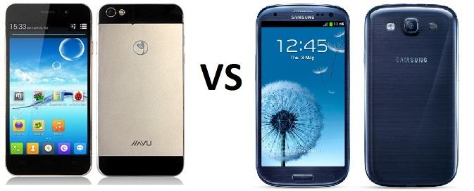 jiayu G5 vs Galaxy s4