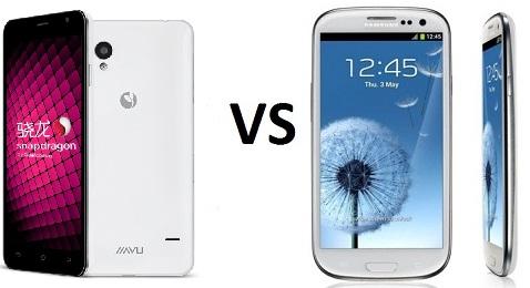 Photo of Comparativa: Jiayu S1 vs Samsung Galaxy S3