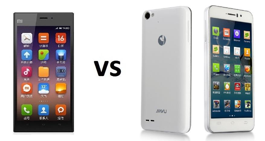 Xiaomi Mi 3 vs Jiayu G4
