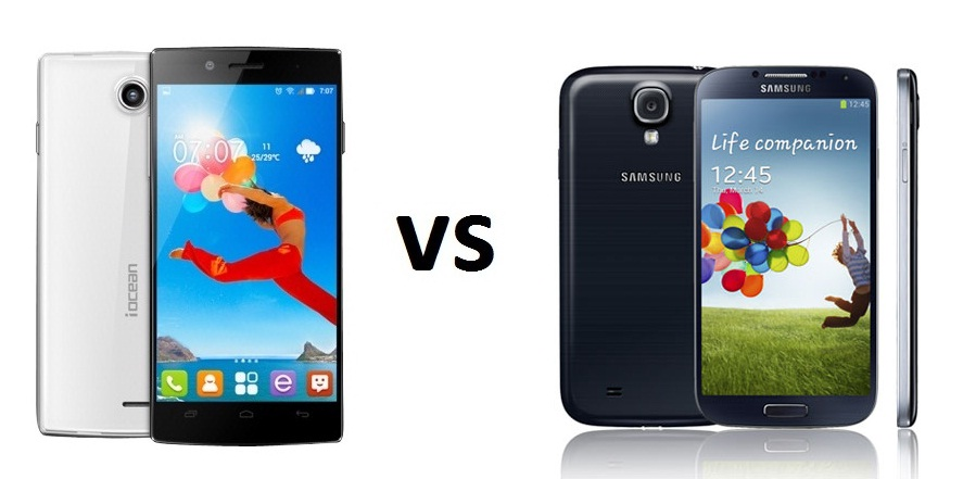 Photo of Comparativa: iOcean X7 HD vs Samsung Galaxy S4