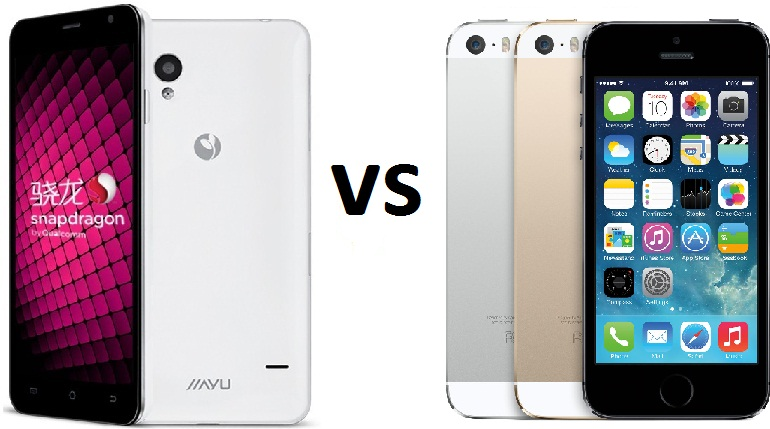 jiayu s1 vs iphone 5s