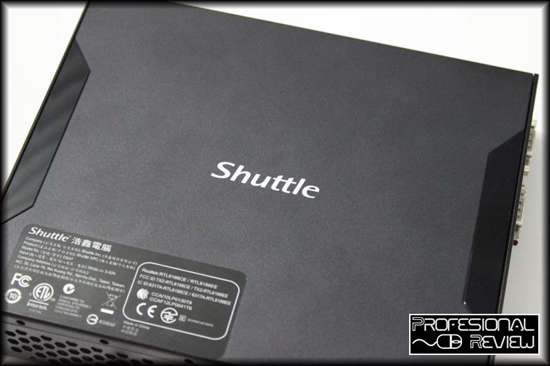 Photo of Review: Shuttle SlimPC DS47