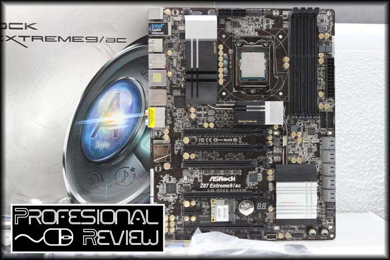 Photo of Review: ASRock Z87 Extreme9/ac