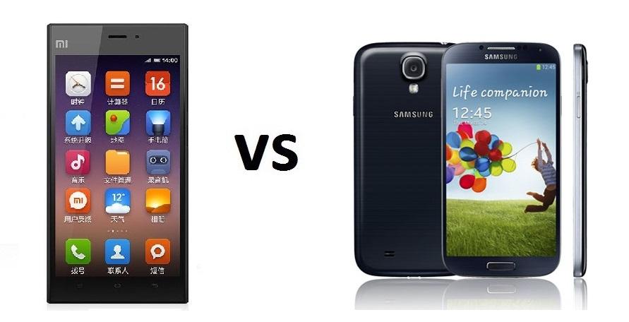 Photo of Comparativa: Xiaomi Mi3 vs Samsung Galaxy S4