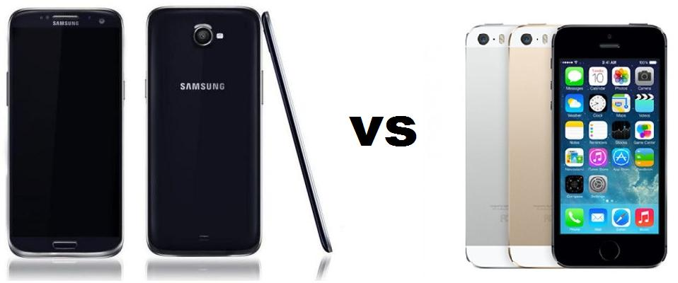 Photo of Comparativa: Samsung Galaxy S5 vs iPhone 5s