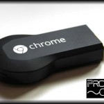 Vista general del Google ChromeCast