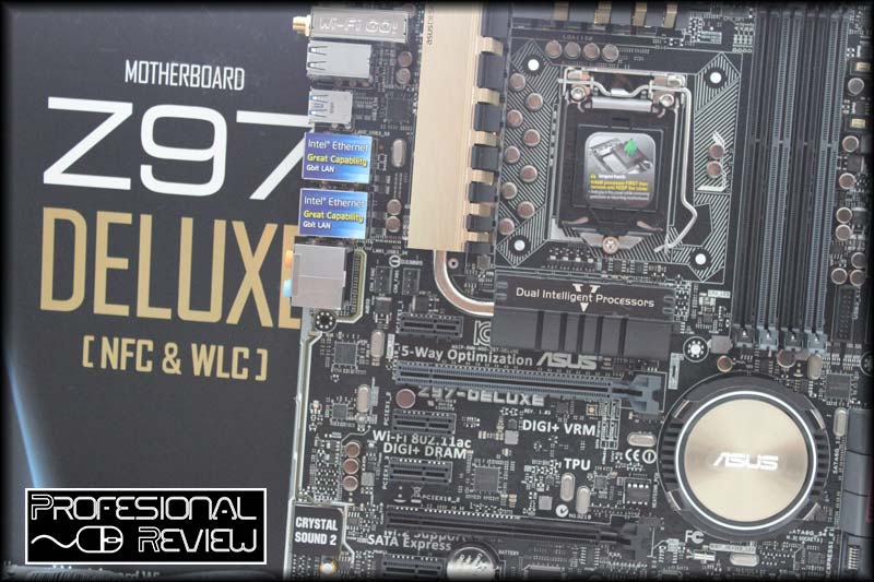 Photo of Review: Asus Z97 Deluxe