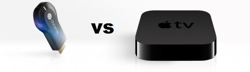 chromecast vs apple tv
