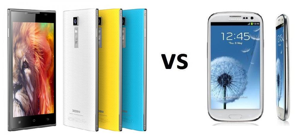 Photo of Comparativa: Doogee Turbo DG2014 vs Samsung Galaxy S3
