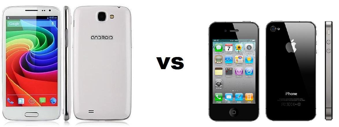 Photo of Comparativa: Doogee Voyager DG 300 vs iPhone 4