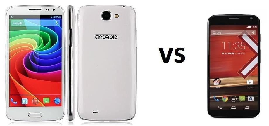 Photo of Comparativa: Doogee Voyager DG 300 vs Motorola Moto X