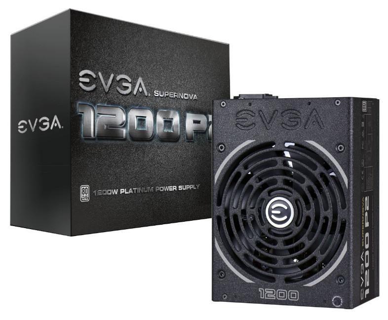 Photo of EVGA lanza al SuperNOVA 1200 P2 Power Supply.