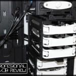Extracción de la cabina de disco duro