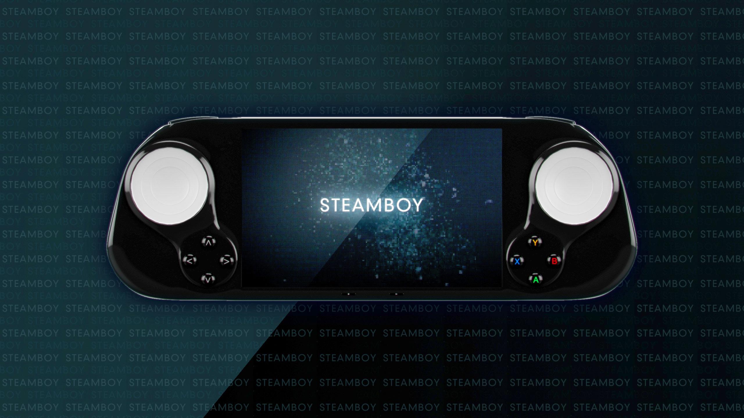 Photo of STEAMBOY: la Steam Machine portátil.