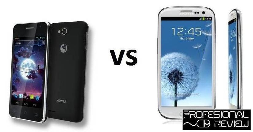 JIAYU F1 VS SAMSUNG GALAXY S3