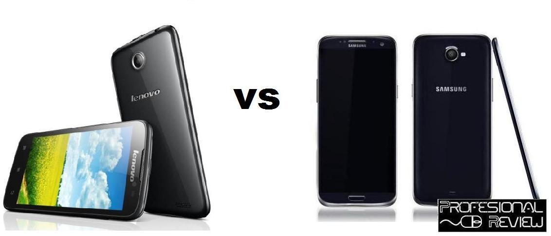 LENOVO A850 VS SAMSUNG GALAXY S5