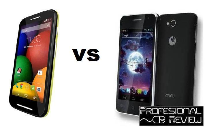Photo of Comparativa: Motorola Moto E vs Jiayu F1