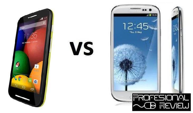 Photo of Comparativa: Motorola Moto E vs Samsung Galaxy S3