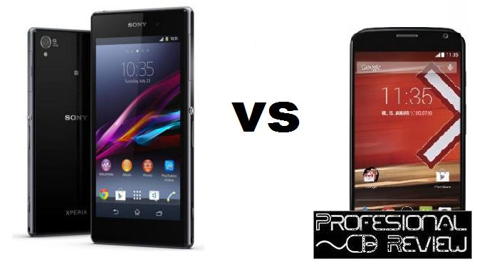 Photo of Comparativa: Sony Xperia Z1 vs Motorola Moto X