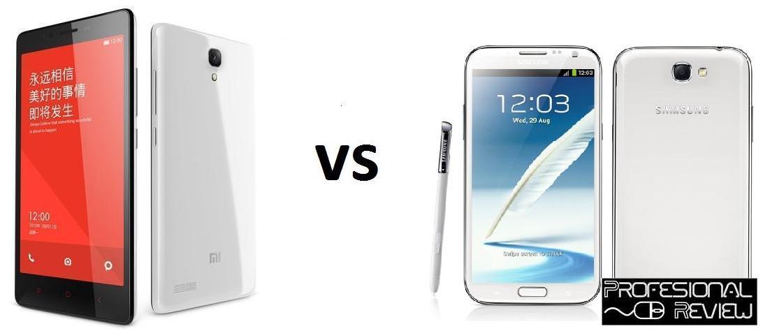 Photo of Comparativa: Xiaomi Redmi Note vs Samsung Galaxy Note 2