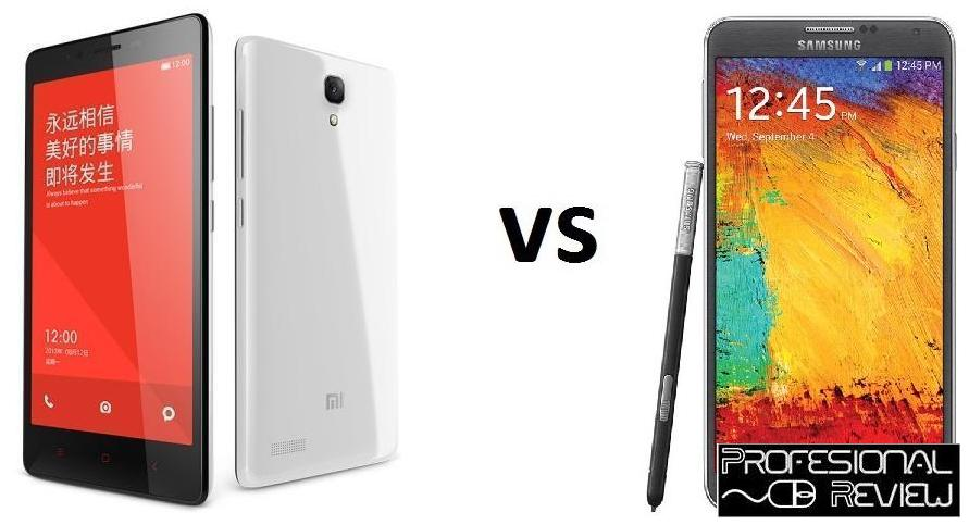 Photo of Comparativa: Xiaomi Redmi Note vs Samsung Galaxy Note 3