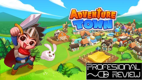 App Adventure Town