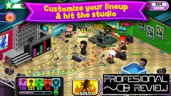 App Band Stars