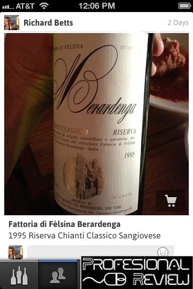 App Delectable Wine