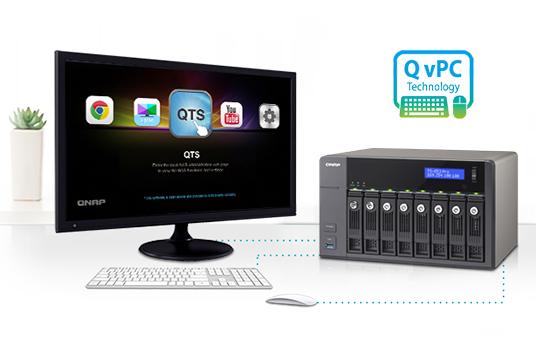 Photo of QNAP lanza nuevosNAS de 4 núcleos con Tecnología QvPC para Pymes