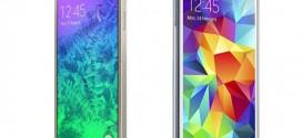 Samsung Galaxy Alpha listado