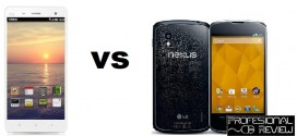 Comparativa: Xiaomi Mi 4 vs Google Nexus 4