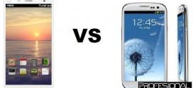 Comparativa: Xiaomi Mi 4 vs Samsung Galaxy S3