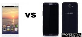 Comparativa: Xiaomi Mi 4 vs Samsung Galaxy S5