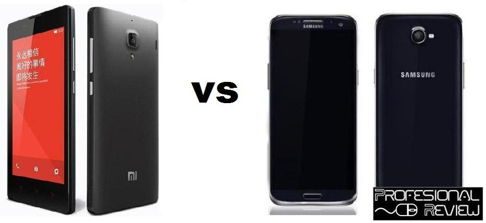 XIAOMI RED RICE 1S VS SAMSUNG GALAXY S5