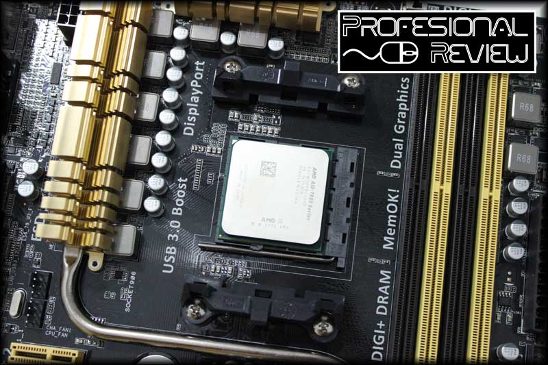 Photo of Review: Asus A88X-PRO