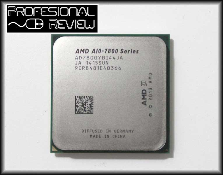 Photo of Review: AMD A10-7800