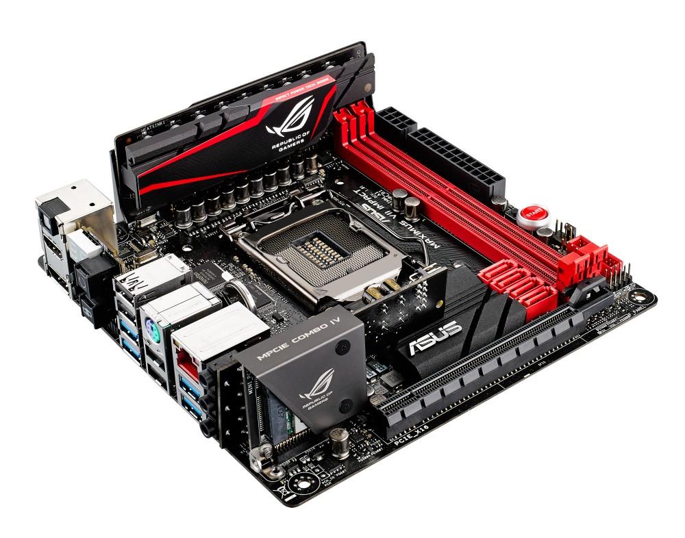 asus maximus vii impact-motherboard