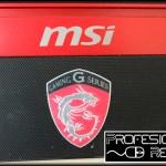 Logotipo MSI Gaming