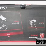 Caja trasera MSI AG220 PE Gaming All in One