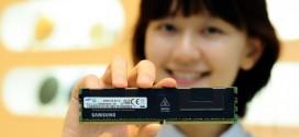 Samsung tiene módulos DDR4 de 64GB