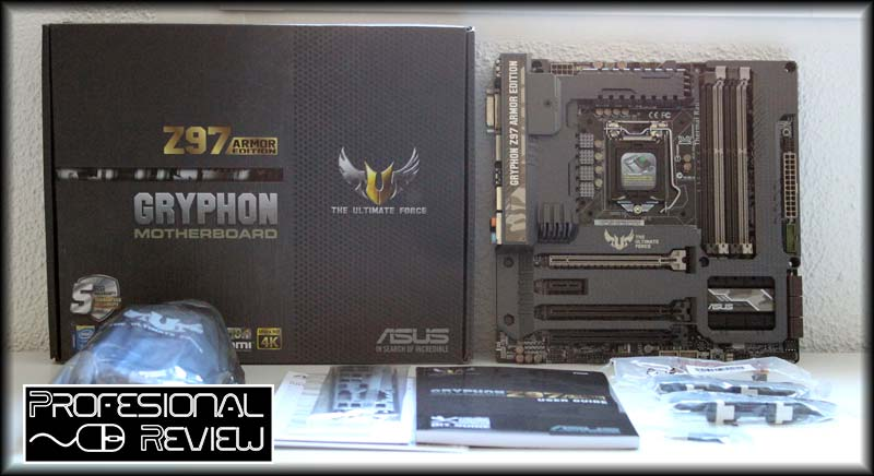Photo of Review: Asus Z97 Gryphon