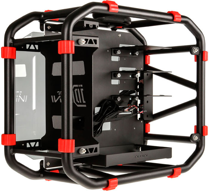 Photo of In Win D-Frame Mini, chasis ultracompacto